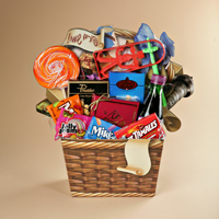 PURIM BASKETS! FREE SHIPPING!