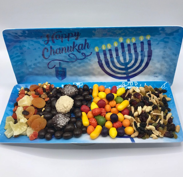 Chanukah-Hanukkah Gift Baskets