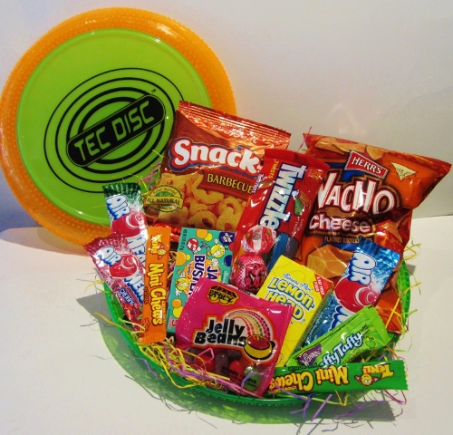FUN CAMP BASKETS - FREE SHIPPING!