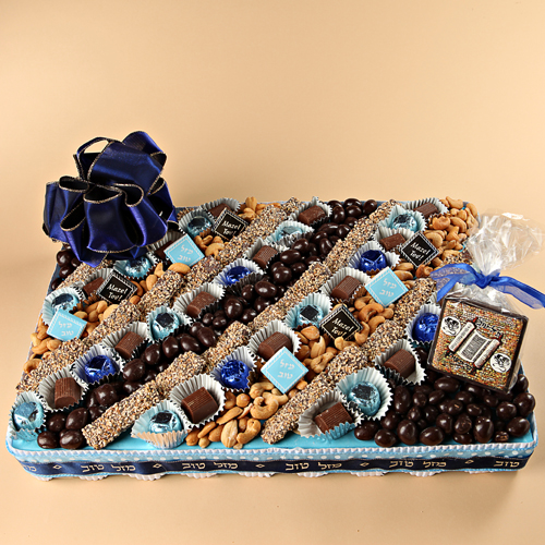 Bar Mitzvah Large Indulgent  Platter