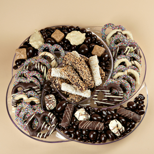 Decadent Chocolate  Platter-Free shipping!