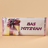 Large Wrapped Chocolate Bar