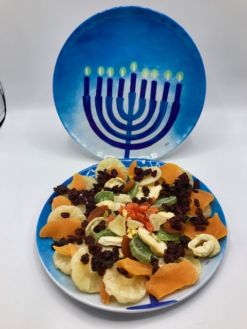 Chanukah Fruits