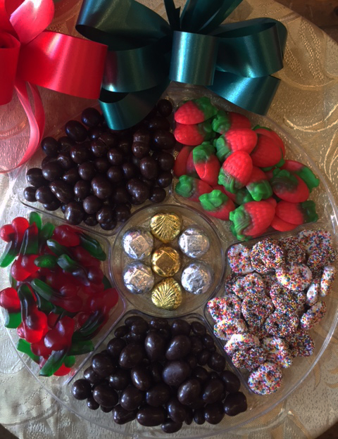 Christmas Chocolates and Candies