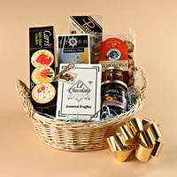 Rosh Hashana Treat Basket