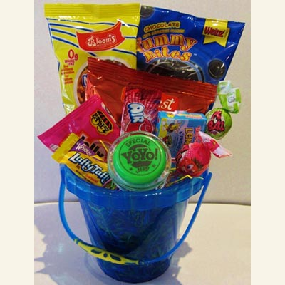 Bucket of goodies!  Free Shipping!