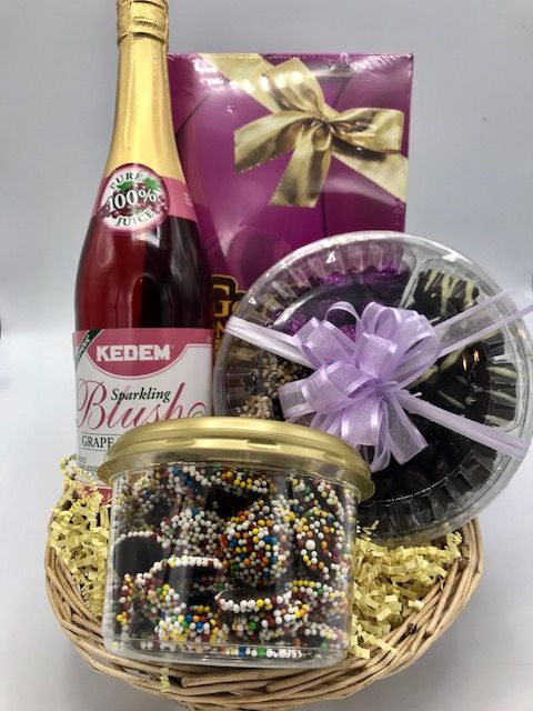 Passover Chocolate Basket