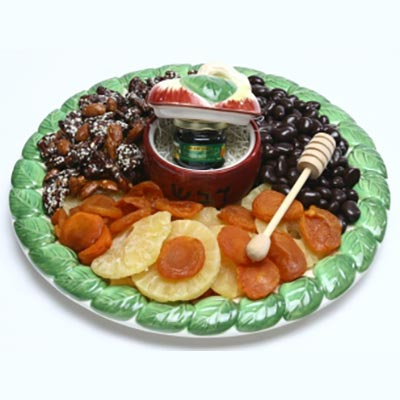 Rosh Hashana Honey Platter
