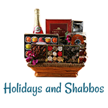 Sweets to Nuts Holidays and Shabbos